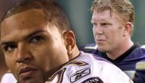 Baltimore Ravens Star -- Gay Marriage Debate WON'T Destroy Our Team