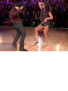 Bristol Palin Gets Low Score After Booty Short Number on &quot;DWTS&quot;