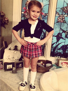 Jamie Lynn Spears&#039; Daughter Maddie Dresses Like Britney for School