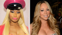 Nicki Minaj vs. Mariah Carey -- Who'd You Rather?