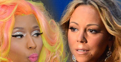 Nicki Minaj Allegedly Targets Mariah Carey With Death Threat 