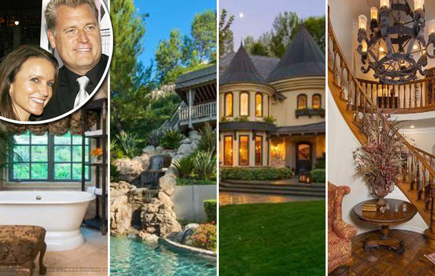 Jessica and Ashlee Simpson's Parents Selling Huge Valley Home