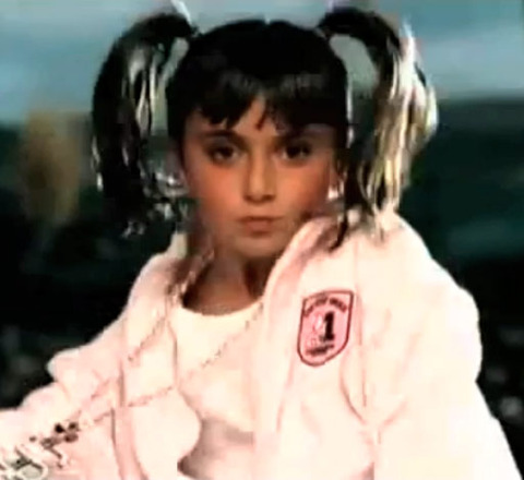Alyson Stoner shimmied her way to fame as the mini hip-hop dancer in three of Missy Elliott&#039;s music videos.