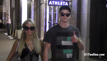 Paris Hilton -- I'm Standing By My (Alleged) Thug Boyfriend