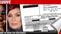Ozzy and Sharon Osbourne's Massive IRS Tax Lien