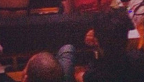 Chris Brown and Rihanna -- DATE NIGHT at Jay-Z Concert