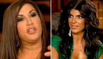 """Real Housewives"" Reunion: Did Teresa's Husband Cheat with Babysitter?"