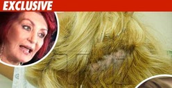 Sharon Osbourne's Alleged Hair-rassment
