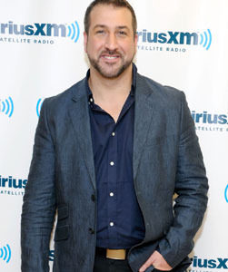 Joey Fatone: From Dancer To Judge!