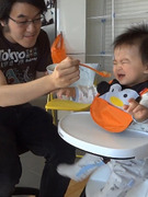 Viral Video: Baby Will Only Eat A &quot;Gangnam Style&quot; Lunch!