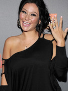 Jwoww Flashes Engagement Ring at &quot;Jersey Shore&quot; Premiere Party