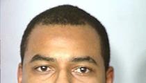 Larry Johnson -- Ex-NFL Star ARRESTED for Domestic Violence