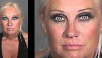 Linda Hogan -- Arrested for DUI