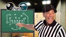 Harvey Levin Picks NFL Winner -- 'Cheesesteaks Are Overrated'