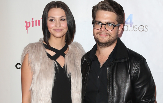 Jack Osbourne and Lisa Stelly Are Married!