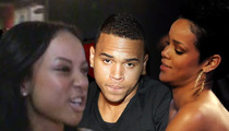 Chris Brown's Ex Karrueche -- Furious Over Rihanna-Loving Video Rant