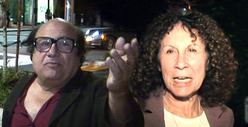 Danny DeVito and Rhea Perlman -- We're Separating