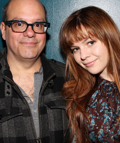 Amber Tamblyn, 29, And David Cross, 48, Tie the Knot!