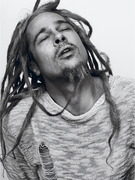 Brad Pitt Sports Dreadlocks In New Photo Shoot