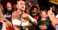 CM Punk PUNCHES Fan at WWE Event -- Cops Interview Victim