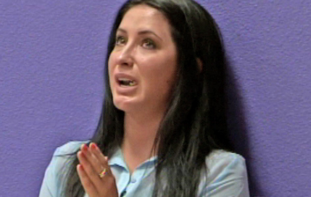 "Bristol Palin Has Hissy Fit on ""Dancing with the Stars"""