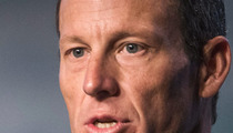Lance Armstrong -- Booted from Nike, Steps Down from Livestrong