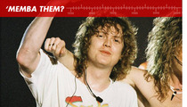 "One-Armed Drummer from ""Def Leppard"": 'Memba Him?!"