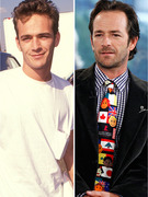 "Luke Perry Turns 46: See More ""Beverly Hills 90210"" Stars Today!"