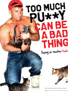 The Situation and PETA Say Too Much Kitty Can Be Bad!