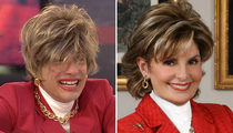 Gloria Allred vs. Gloria Allred: Who'd You Rather?