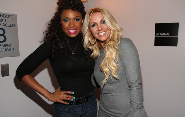 Britney Spears, Jennifer Hudson & Bobbi Kristina Honor Whitney Houston