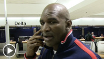 Evander Holyfield -- I'm NEVER Boxing Again
