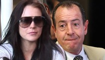 Lindsay Lohan -- My New Sibling Will Be A ...