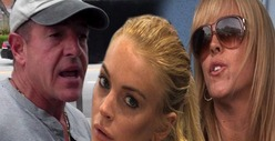 Dina Lohan -- Lindsay Lohan Needs Protection Order Against Her Dad