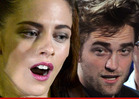 Robert Pattinson and Kristen Stewart -- &