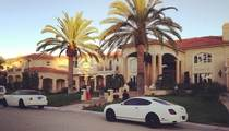 Tyga -- I'm No Malibu Squatter ... I Got My OWN Mansion