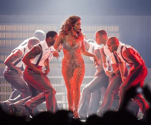 Jennifer Lopez -- The Sexy Performance Photos