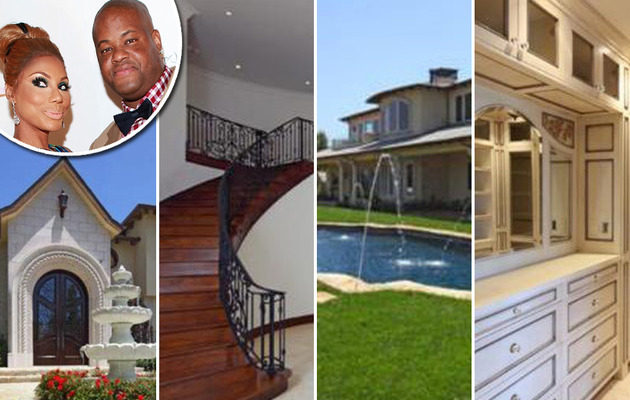 """Tamar & Vince's"" Reality Show Home For Sale!"