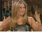 "Jennifer Aniston Gets ""Verklempt"" Talking About Fiance Justin Theroux"