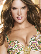 Alessandra Ambrosio Flaunts Post-Baby Bod in $2.5 Million Bra!