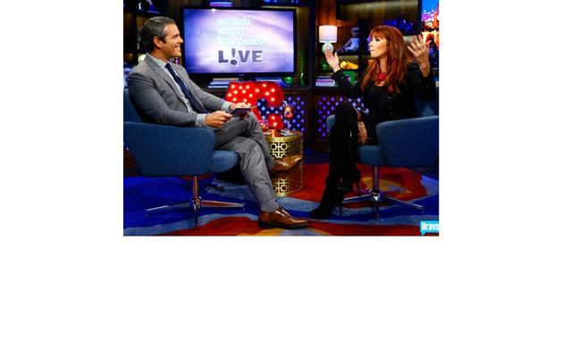 "Andy Cohen Explains Why Jill Zarin Was Fired From ""Real Housewives"""