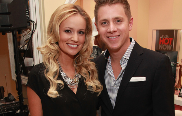 """Bachelorette"" Emily Maynard and Jef Holm Break Up"