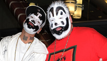 Insane Clown Posse -- Cops Are SCARED About Our Halloween Concert