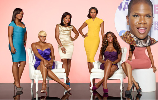 "Atlanta's Miss Lawrence Dishes on ""Real Housewives"" and Hair!"
