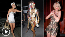 Paris Hilton -- Fresh Out of Slutty Costume Ideas