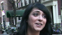 'Jersey Shore' Reject Angelina Pivarnick FLIP FLOPS -- Gays SHOULD Marry!