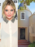 Ashley Benson's Pretty Little Hollywood Home