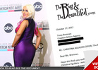 Christina Aguilera -- Plump $3 Million Offer from 'BIG' Women Datin