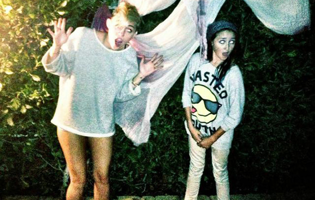Miley Cyrus Goes Pantless, Declares Love for Honey Boo Boo!