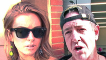 Lindsay Lohan -- My Dad is Full of It ... I Don't Need Rehab